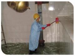 佛山水池清洗公司,生活水池清洗消毒,蓄水池清洗