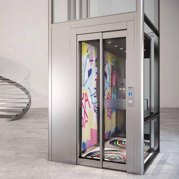 私人訂制小型別墅電梯