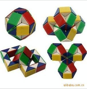 百变魔尺 圆形魔方 益智玩具 智力玩具魔方玩具