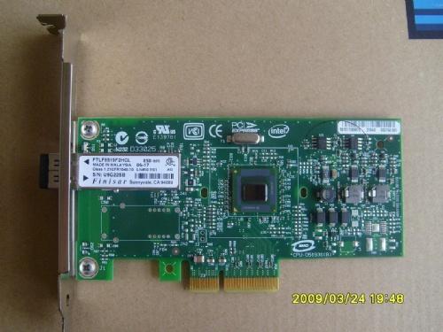 intel9400pf多模光纤网卡