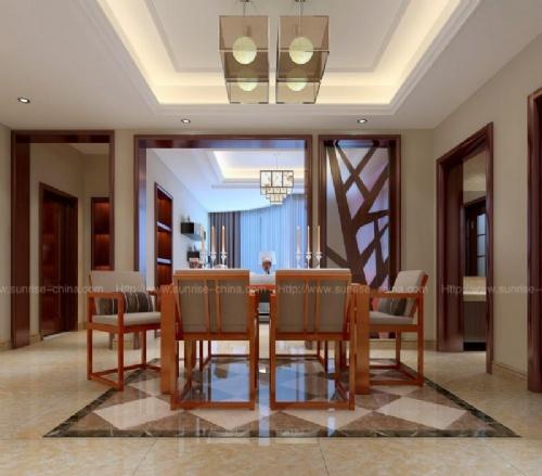 常熟别墅装修 常熟装饰样板房 室内装饰公司 常熟家庭
