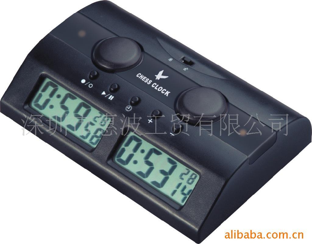天福牌数字显示棋类计时钟/器国际象棋钟,中国围棋