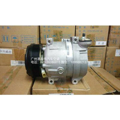 雪佛兰原厂 三电贝洱 乐风1.4 1.6 乐聘乐驰 空调压缩机 冷气泵