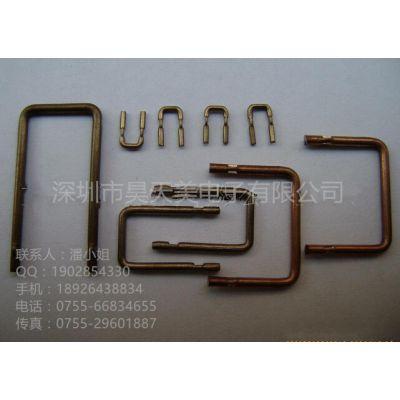康铜丝采样电阻 锰铜丝 电流取样 毫欧低阻值电阻 u型