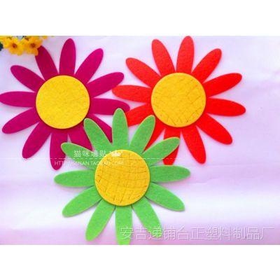 幼儿园装饰用品批发幼儿园吊饰教室布置墙贴 向日葵墙贴 大太阳花