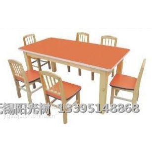 卢湾幼儿园桌椅