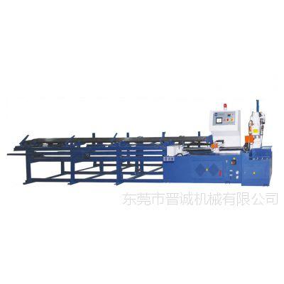液压全自动高速金属圆锯机 钢管,铁棒切割机 滑道式棒材下料锯床
