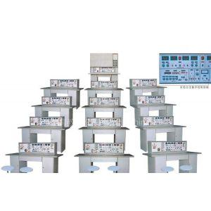 供应电工模拟数字电路三合一实验室成套设备