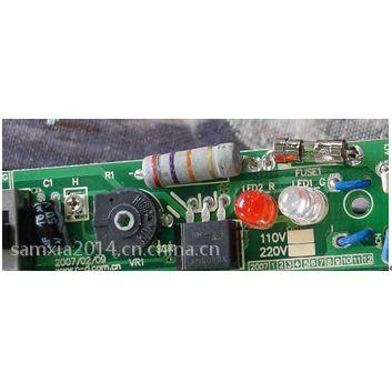 供应大量供应烫发器控制板直发器控制板电推剪控制板产品