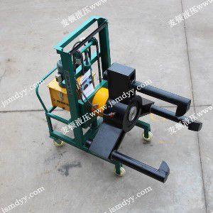 供应拉大型齿轮液压拉马,电动升降拉马,电动液压拉马,小车拉马图片