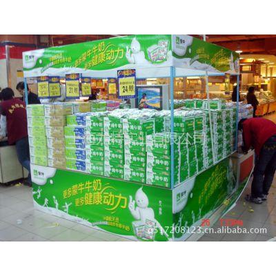 供应堆头 商场超市堆头 促销堆头 包柱 商场包柱图片